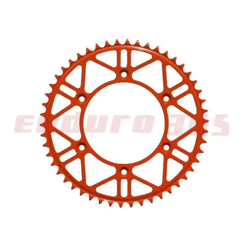 Renthal Ultralight Kettenrad orange 48 Zähne KTM MX SX SXF EXC 125 250 350 450